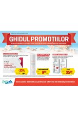 Catalog Sensiblu farmacie 1-30 iunie 2018 'Ghidul promotiilor'