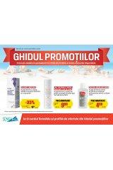 Catalog Sensiblu farmacie 1-31 iulie 2018 'Ghidul promotiilor'