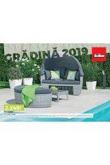 Catalog kika mobilier gradina 1 martie - 30 septembrie 2019