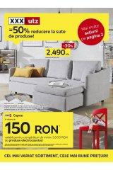 Catalog XXXLutz home&deco - 50% reducere la sute de produse